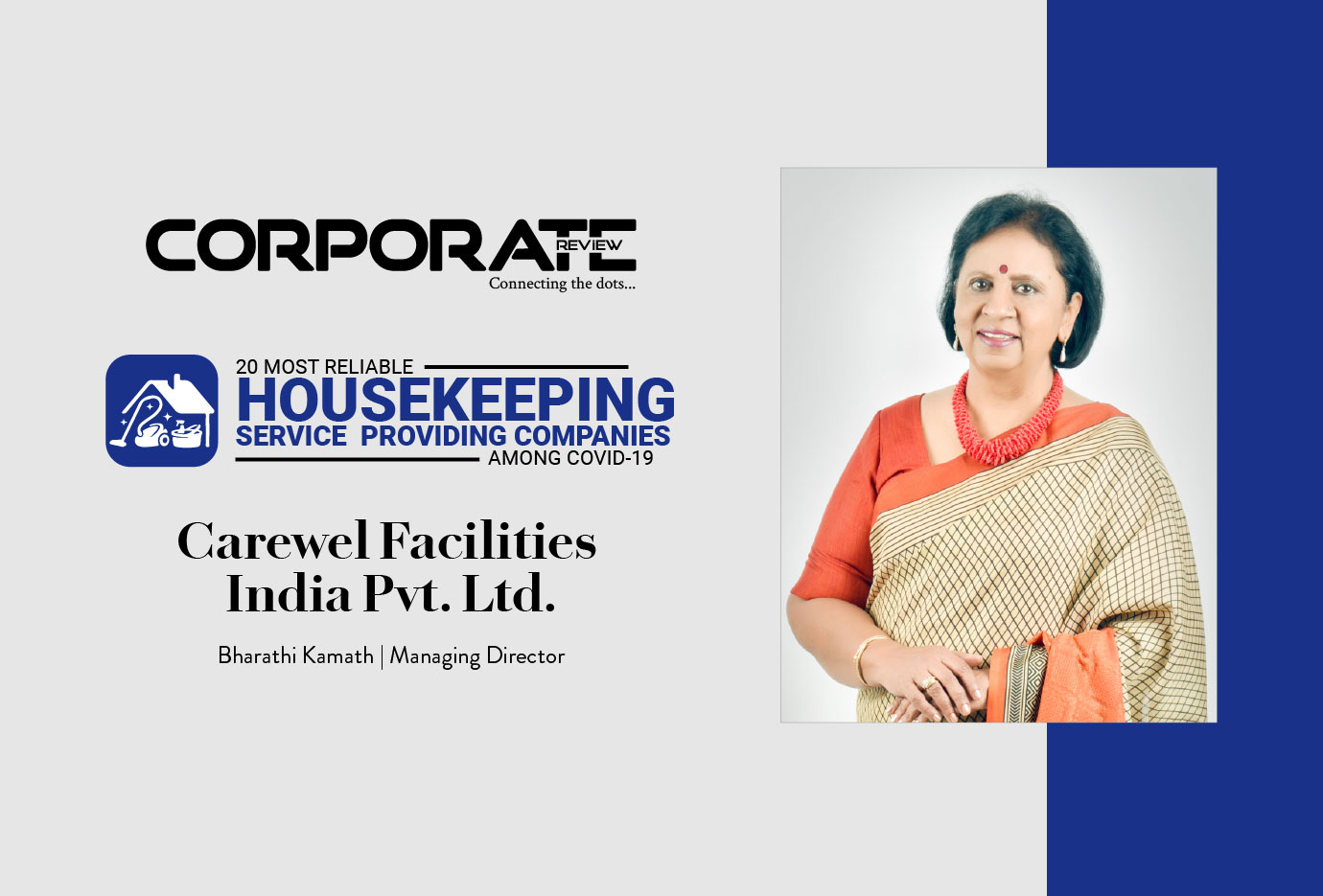 Carewel Facilities Pvt. Ltd.:Creating a Hallmark of Quality in the Housekeeping Space with its unique approach