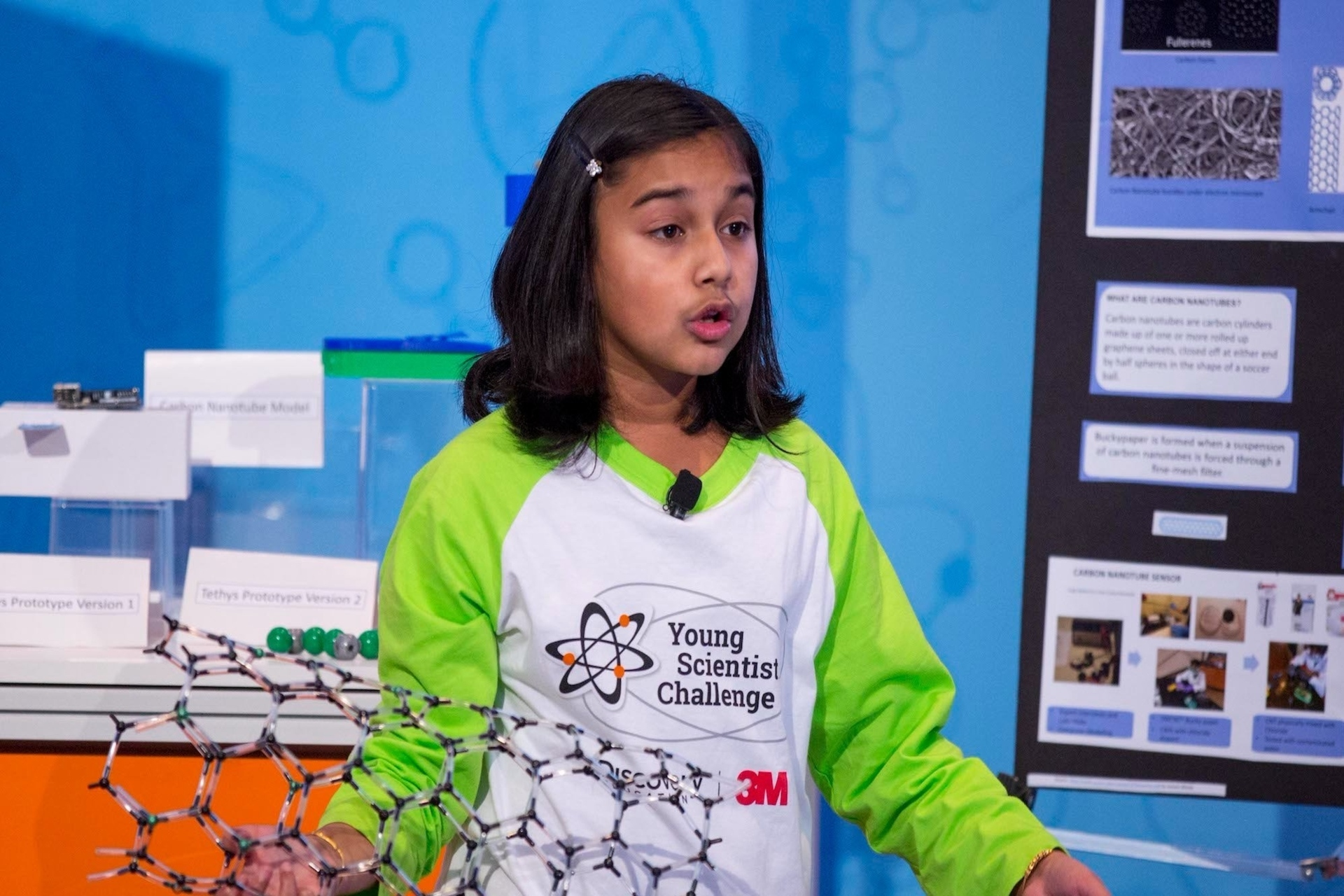 Meet Gitanjali Rao, the 15-year-old TIME Magazine's first-ever Kid of the Year