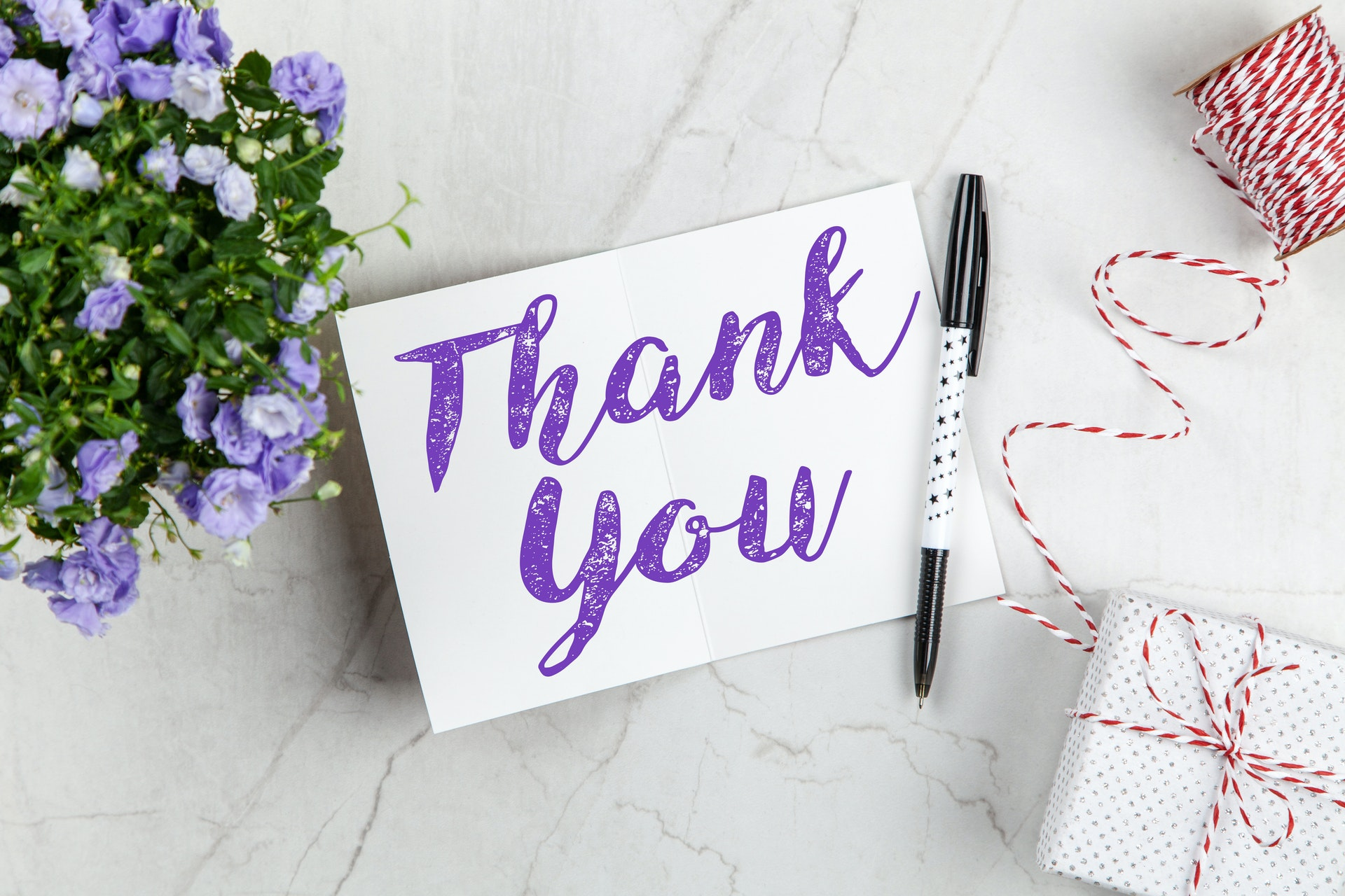 The essence of 'Thank You' in the 21st Century
