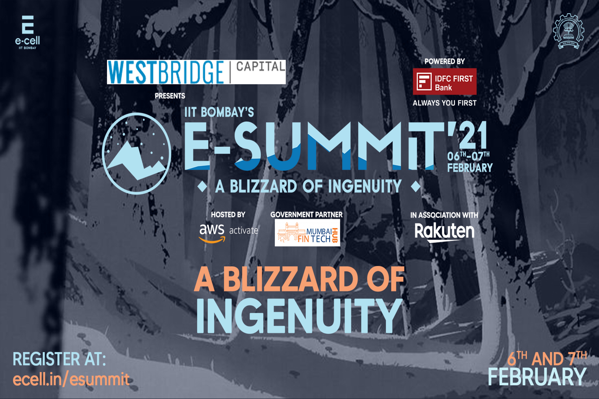 IIT Bombay organizes virtual E-Summit'21 for all the startup enthusiasts in the country