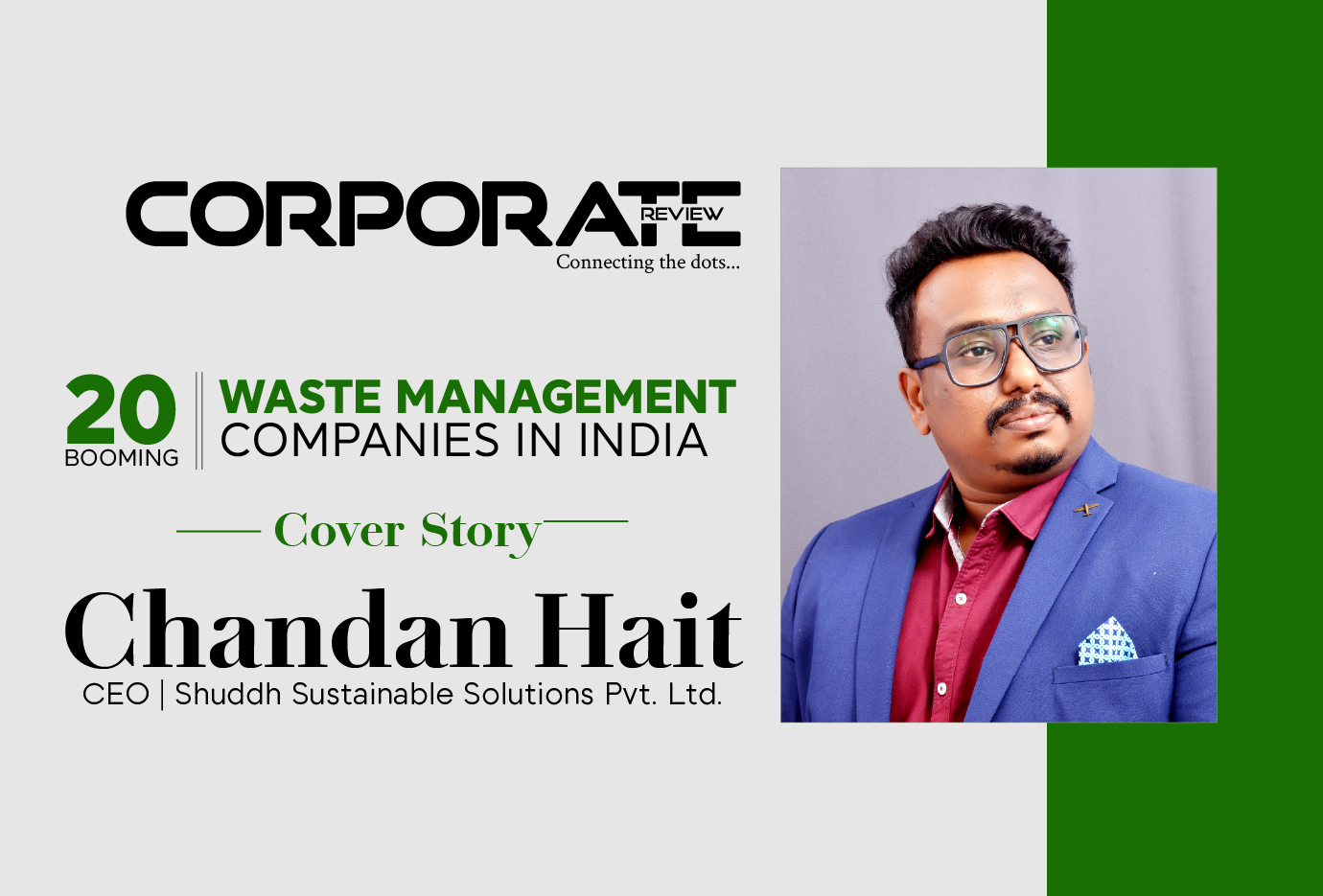 Putting the planet first: Shuddh Sustainable Solutions Pvt. Ltd. on a mission towards effective Waste Management