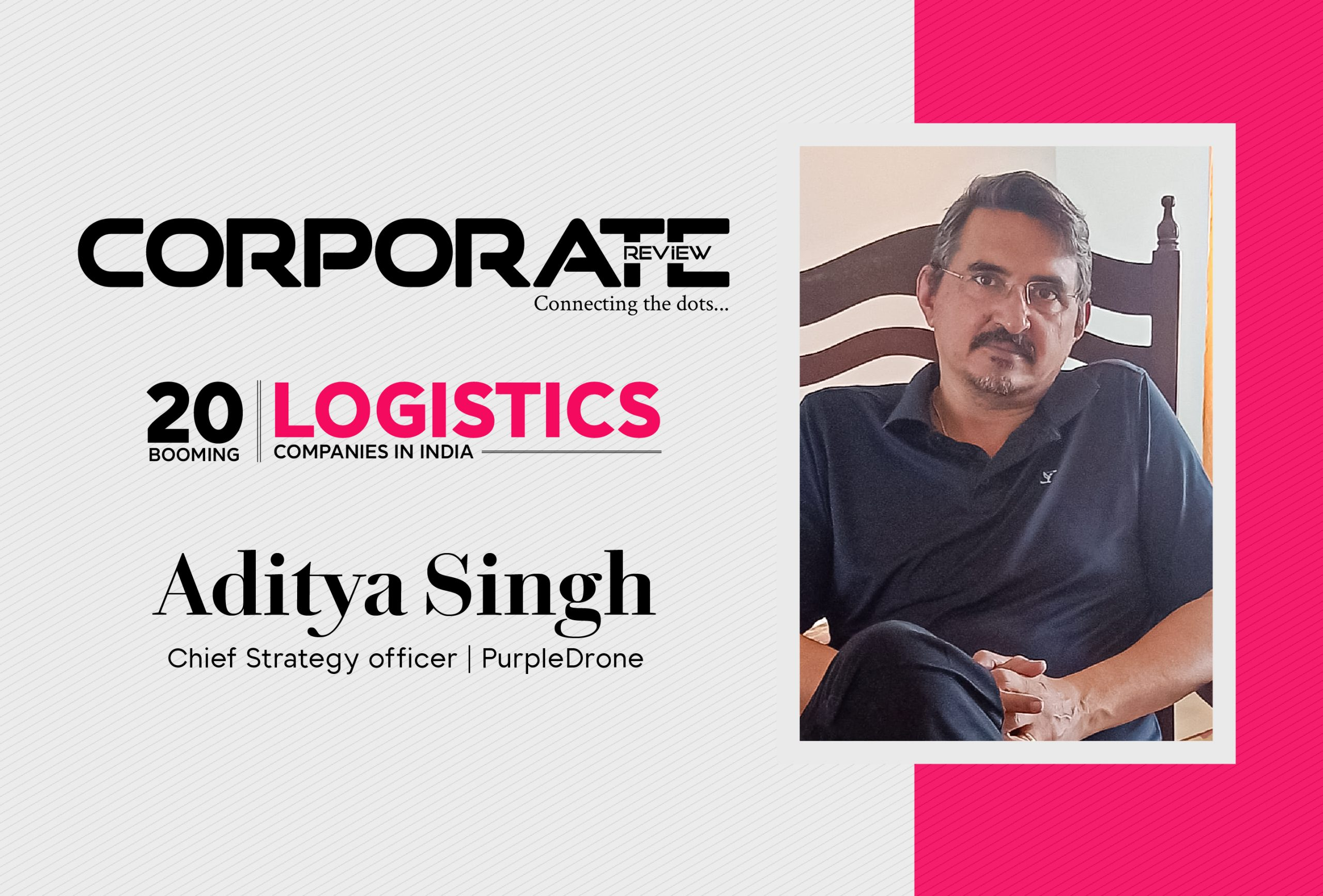 PurpleDrone: Accelerating India's logistics & warehousing revolution with the influx of innovative solutions