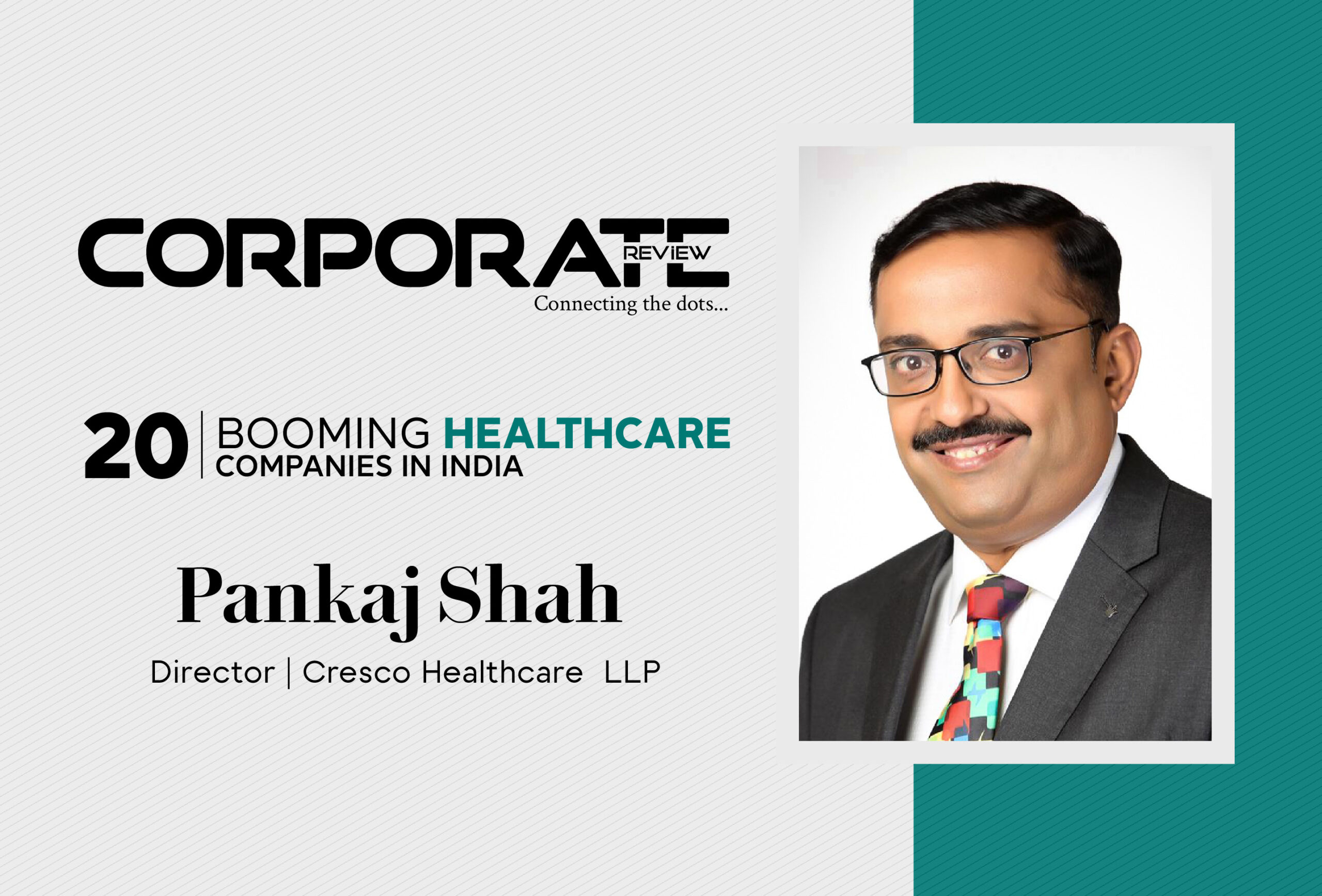 Cresco Healthcare LLP: creating a new revolution in the diagnostics industry as a home-service pathology platform