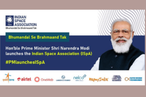 Indian Space Association Launch: PM Modi launches new industry body to open up the sector to start-ups & private firms
